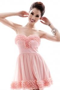 '.Вечернее платье .'