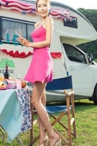 '.Платье розовое .'