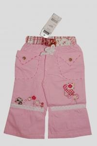 '.Брючки для девочки розовые (6 лет) .'