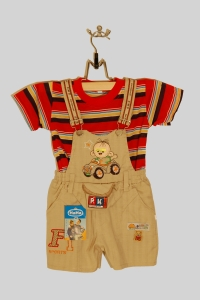 '.Костюм для мальчика комбез и футболочка (2 года) .'